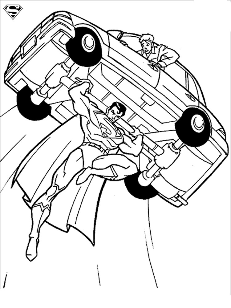superman color pages superman flying coloring pages at getdrawings free download color pages superman