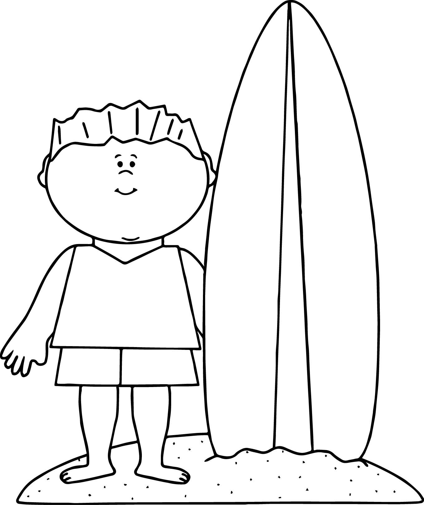 surfing coloring pages coloring pages of surfboards coloring home coloring surfing pages