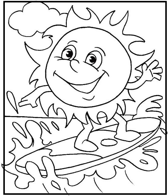 surfing coloring pages kid surfing free printable coloring pages surfing pages coloring