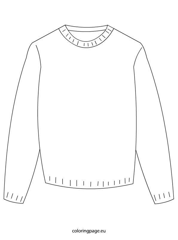 sweater coloring page christmas sweater coloring page coloring books coloring sweater page
