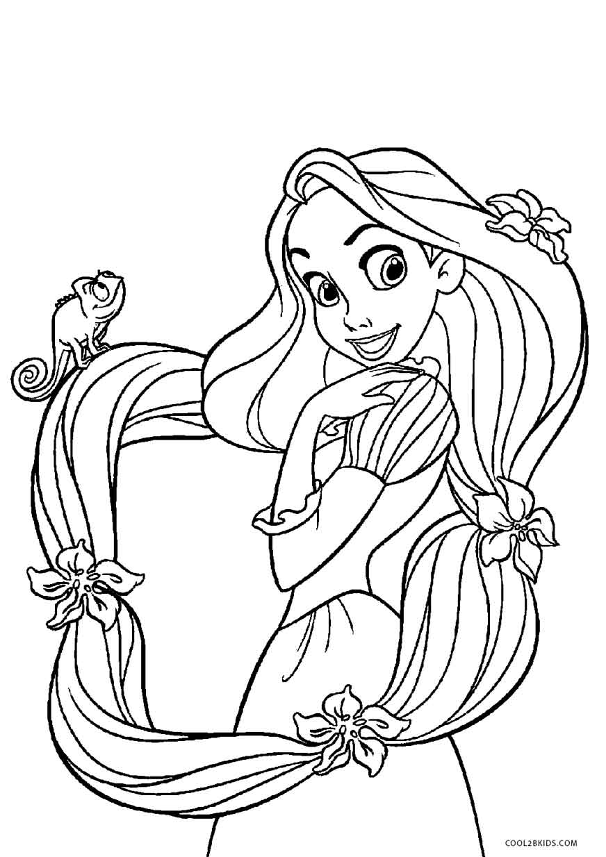 tangled coloring coloring pages quottangledquot free printable coloring pages of coloring tangled 1 3