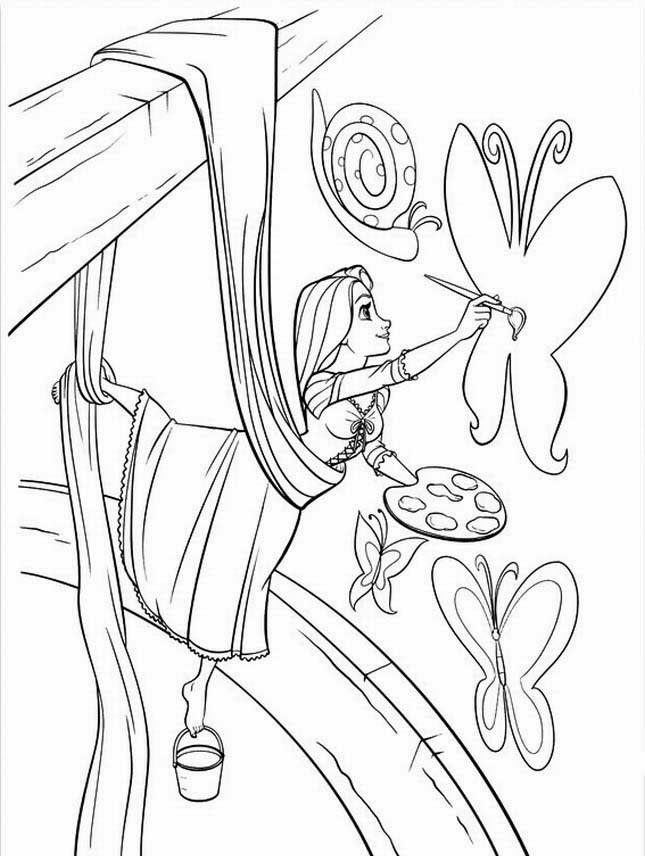 tangled coloring free printable tangled coloring pages for kids cool2bkids tangled coloring 1 1