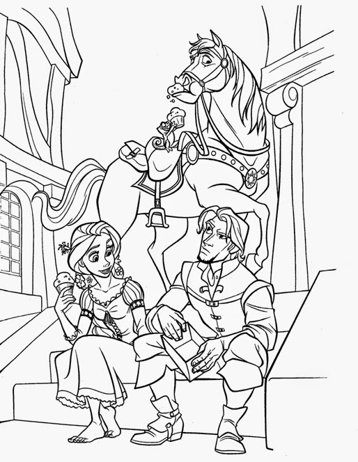 tangled coloring page coloring pages quottangledquot free printable coloring pages of page coloring tangled