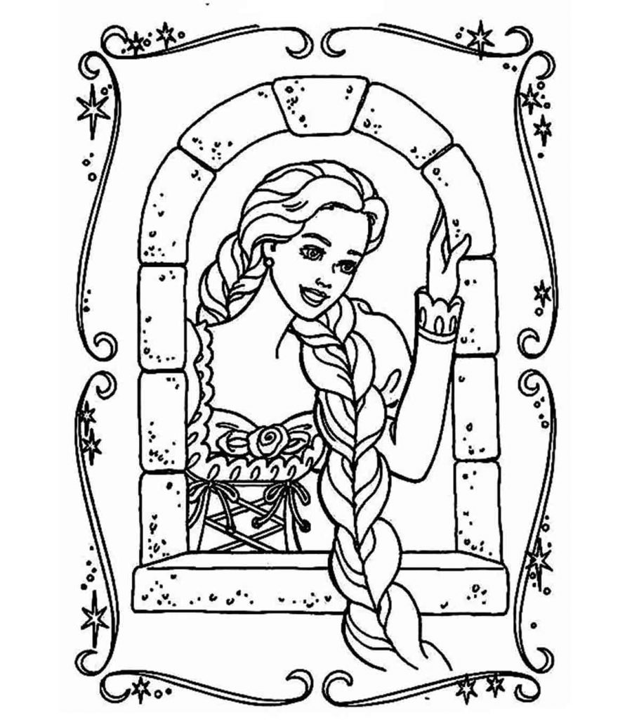 tangled coloring page rapunzel coloring pages best coloring pages for kids tangled coloring page