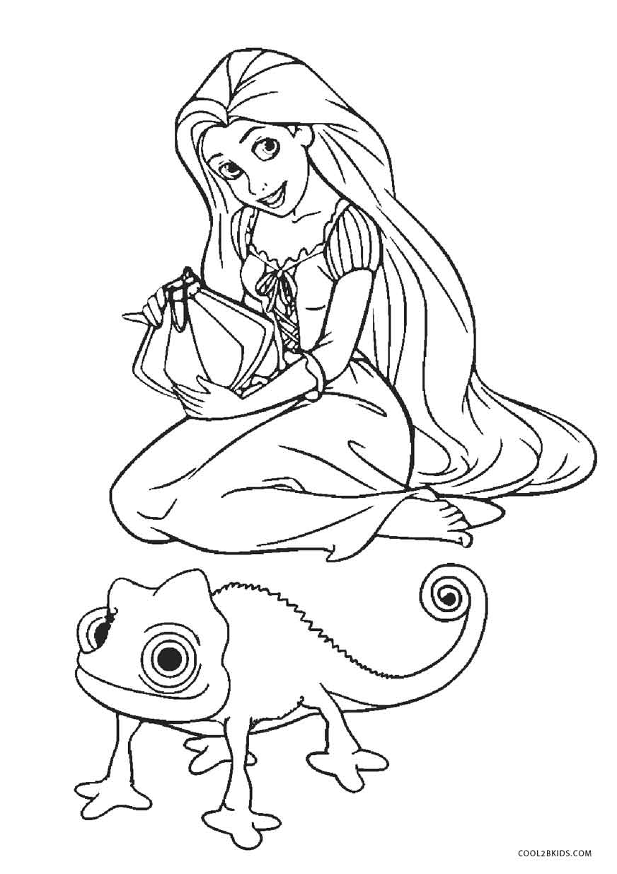 tangled coloring rapunzel coloring pages to download and print for free coloring tangled