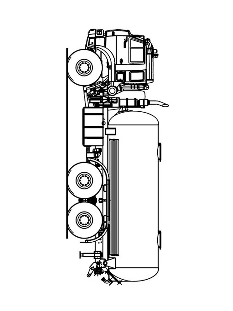tanker truck coloring page coloring page tank truck tank truck vice download free page coloring tanker truck