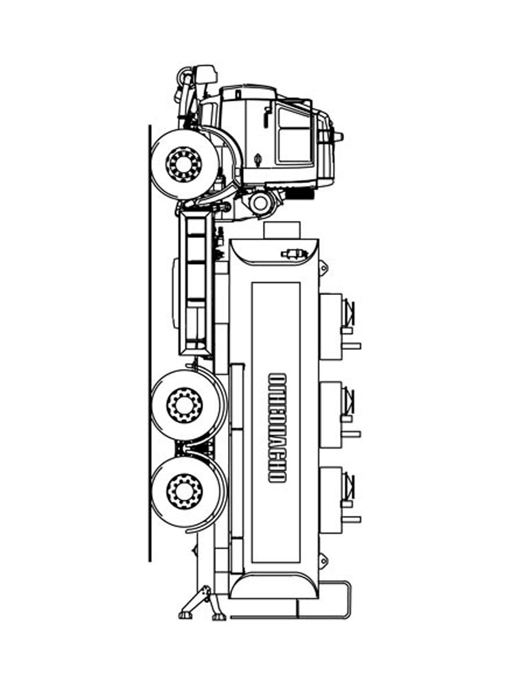 tanker truck coloring page tank truck coloring page for kids transportation coloring coloring page truck tanker