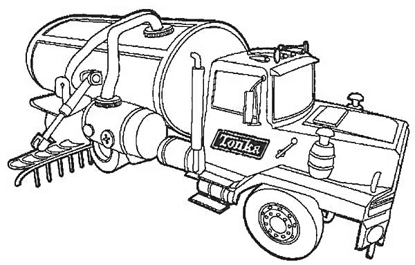 tanker truck coloring page tanker truck coloring page coloring pages 4 u page tanker truck coloring