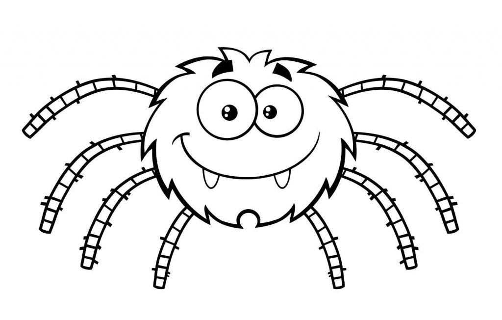 tarantula coloring pages free printable spider coloring pages for kids pages tarantula coloring