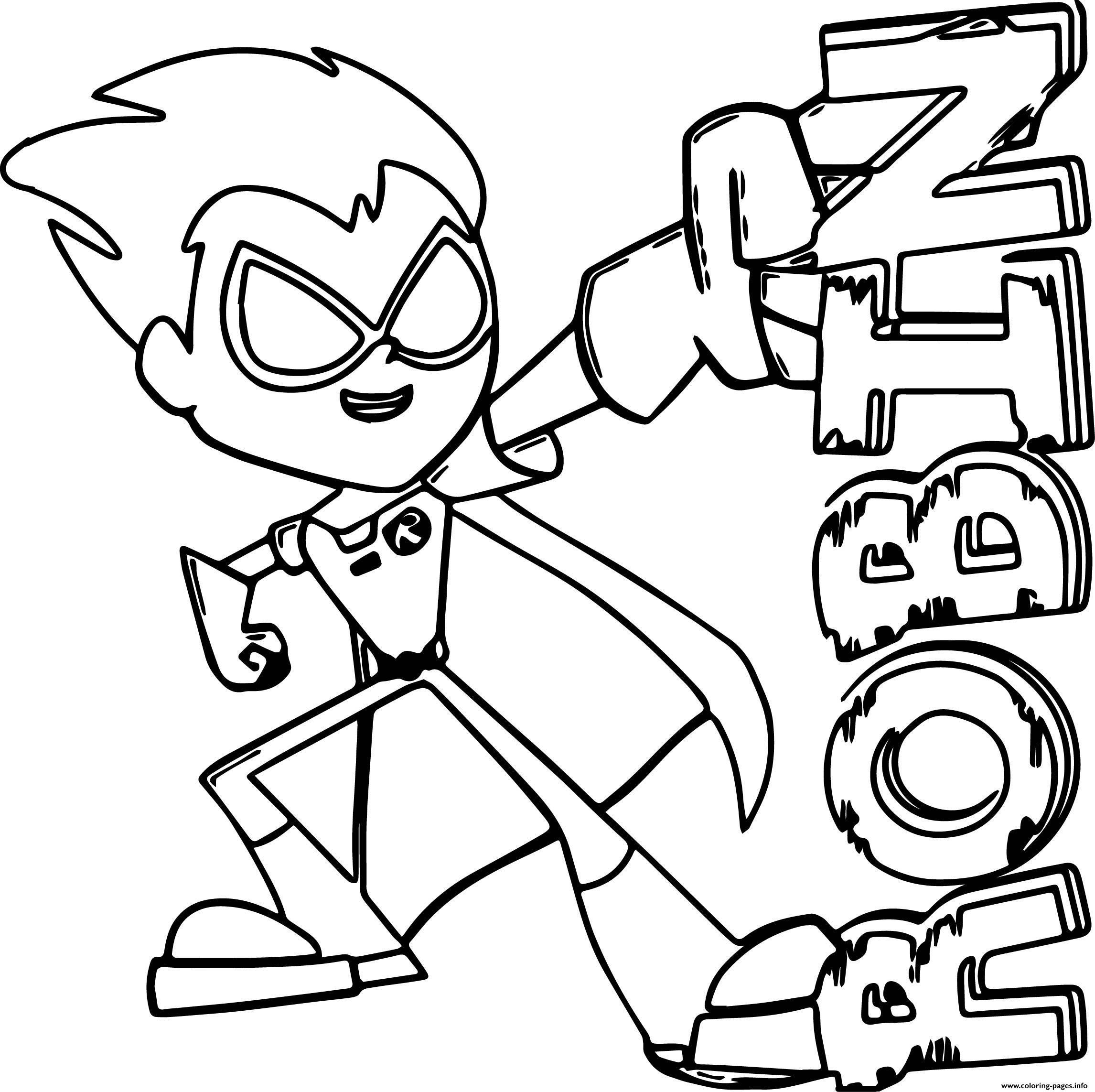 teen titans coloring pages 15 free printable teen titans coloring pages coloring teen titans pages