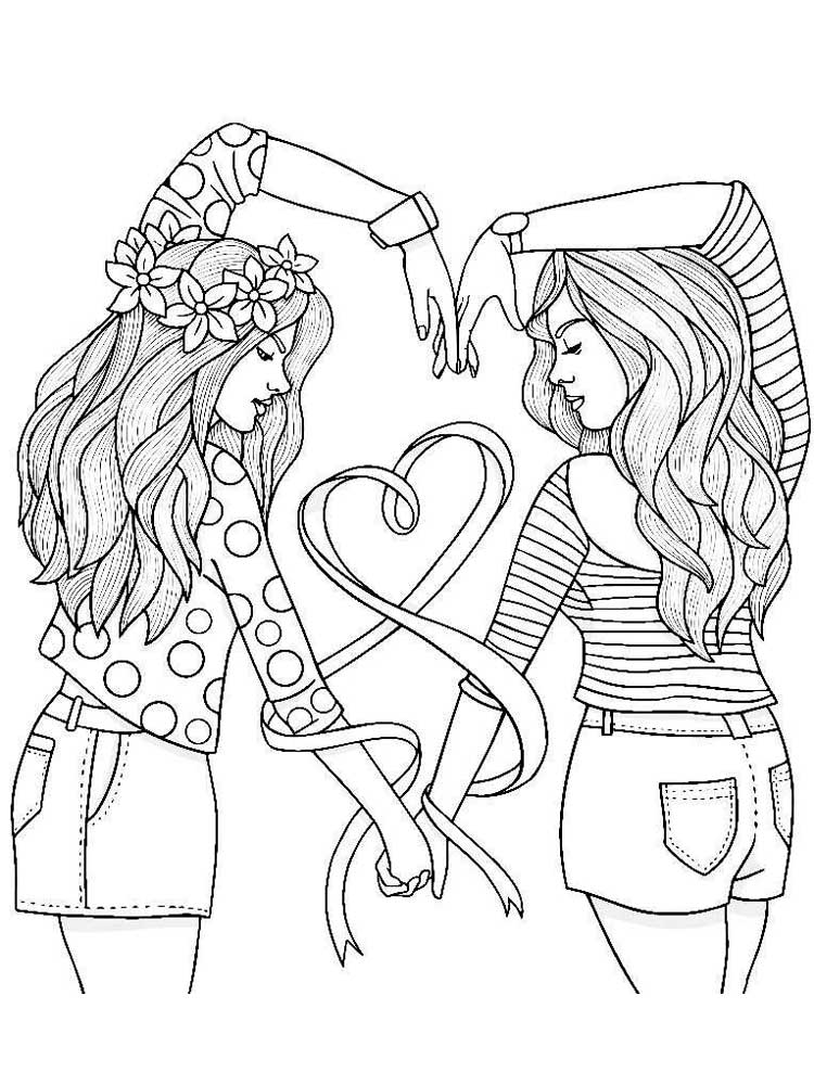 teenage colouring sheets free coloring pages for teens printable to download teenage colouring sheets