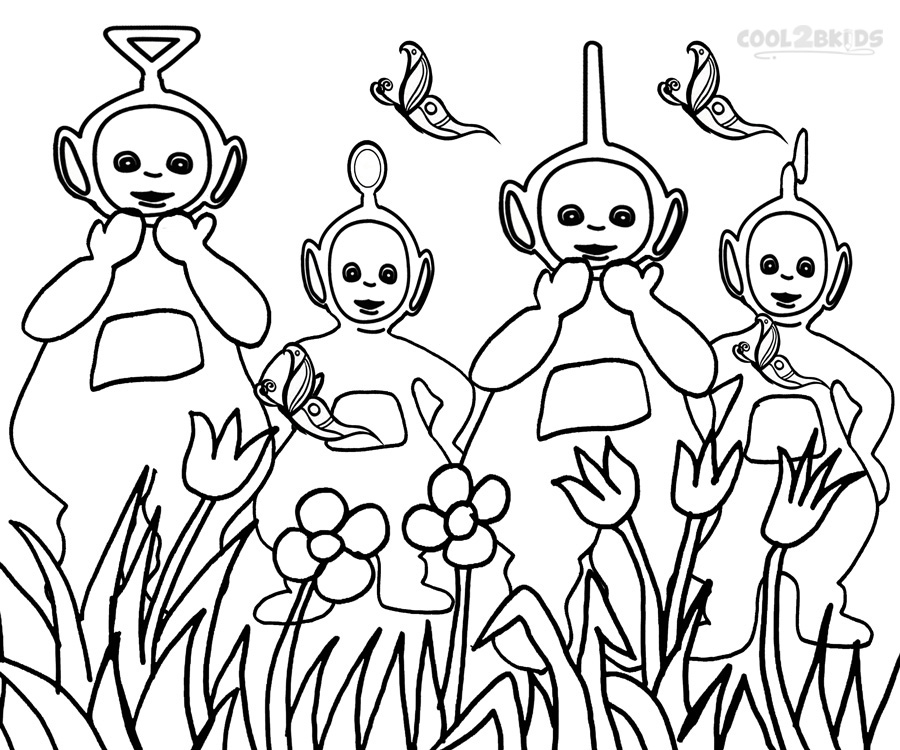 teletubbies coloring pages free printable teletubbies coloring pages for kids coloring teletubbies pages