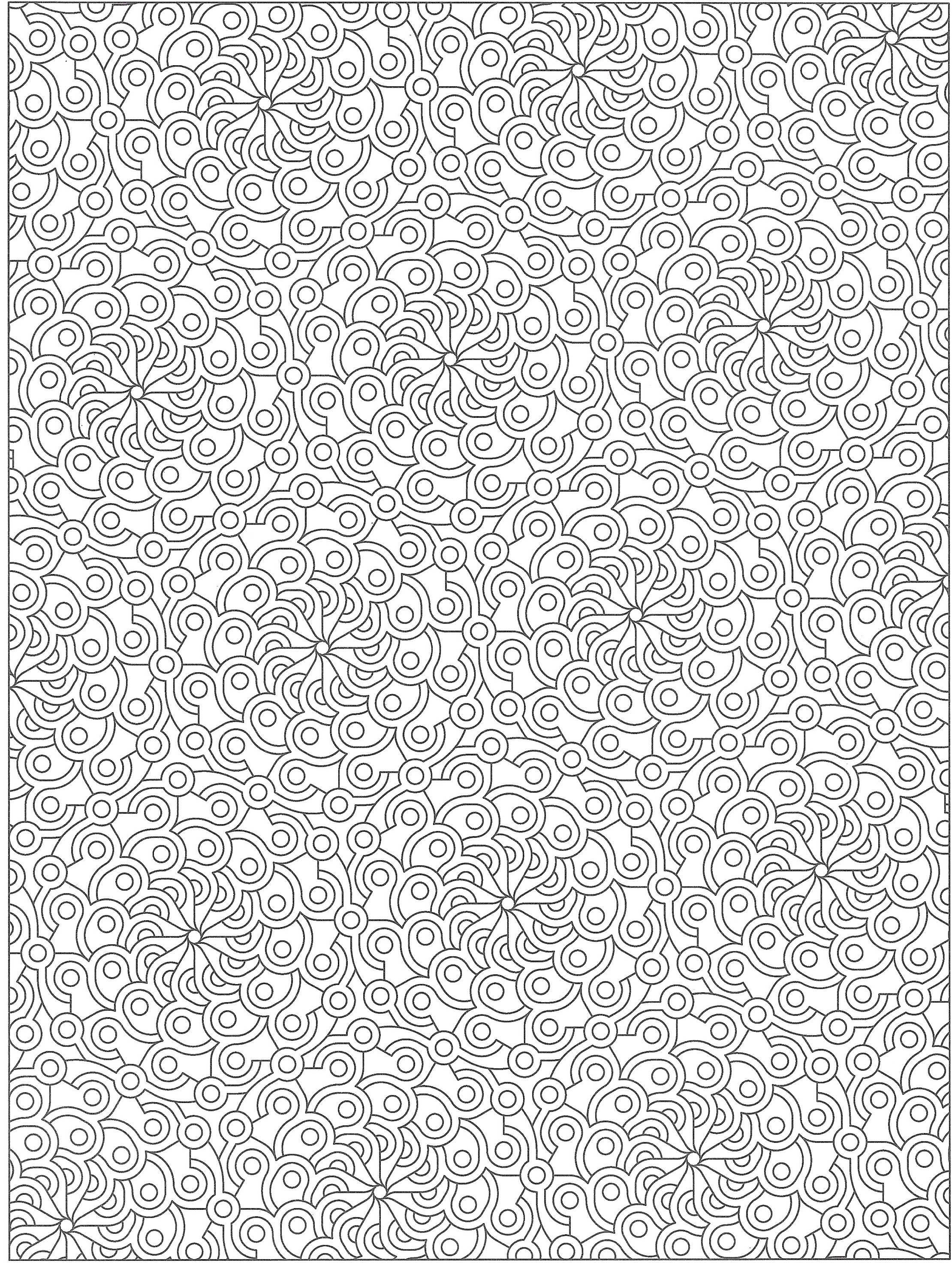 tessellation colouring pages creative haven tessellations coloring page geometric pages colouring tessellation