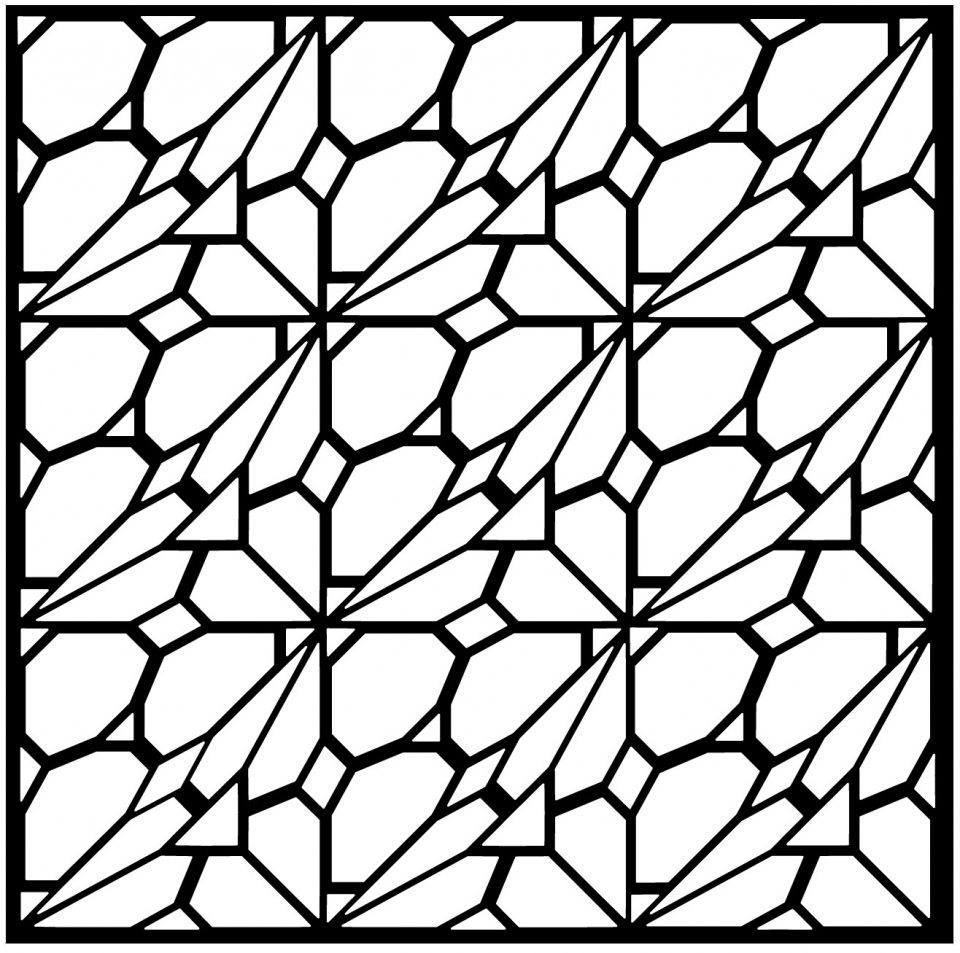 tessellation colouring pages get this free tessellation coloring pages for grown ups colouring tessellation pages