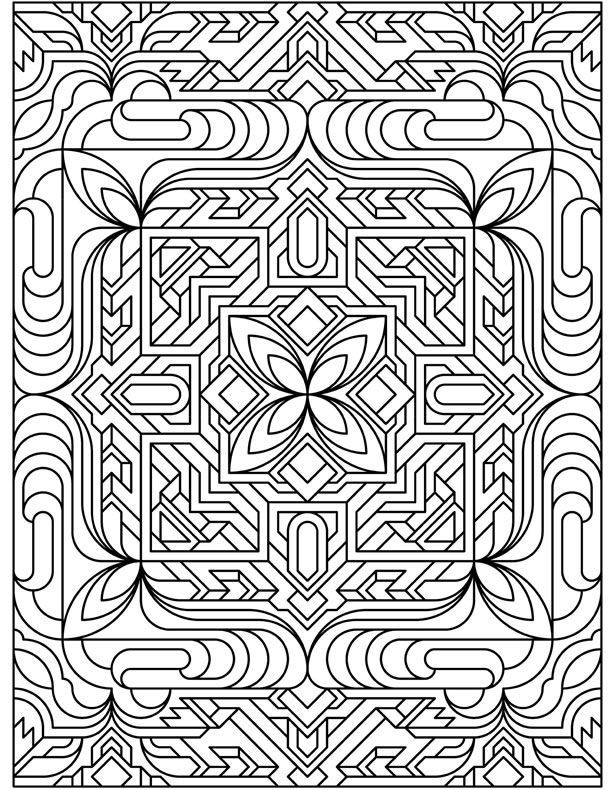 tessellation colouring pages printable tessellation coloring pages coloring home colouring tessellation pages