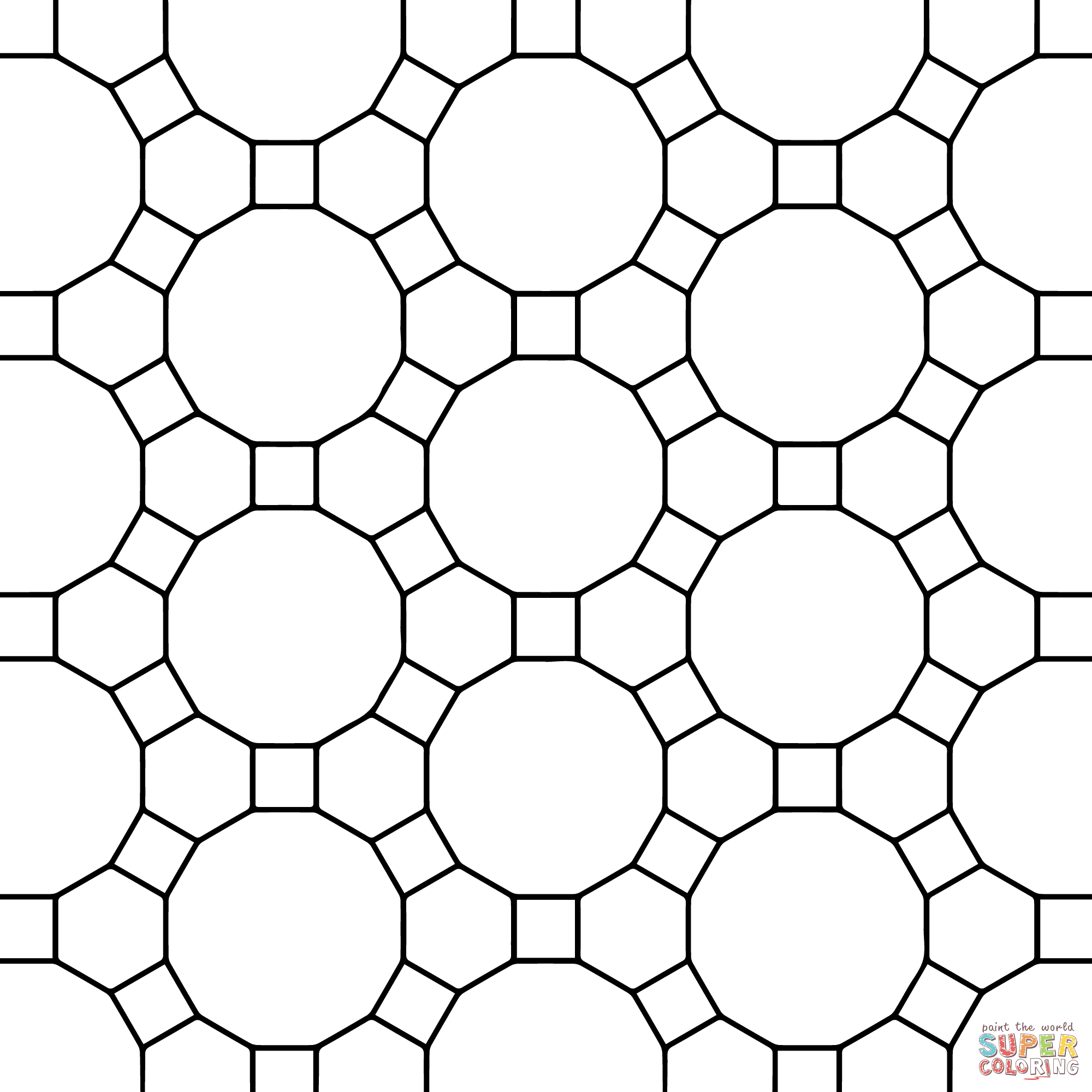 tessellation colouring pages printable tessellations coloring pages sketch coloring page colouring tessellation pages