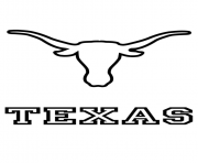 texas longhorns coloring pages texas longhorn coloring page free printable coloring pages coloring pages texas longhorns