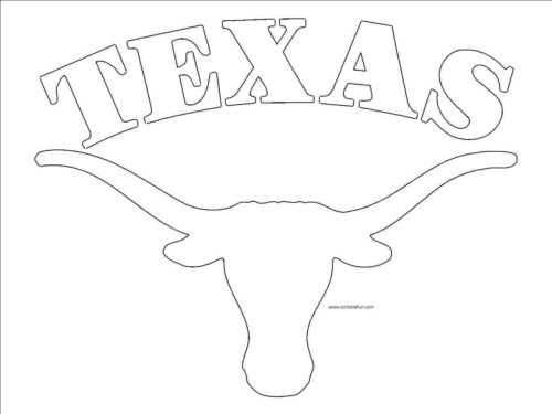 texas longhorns coloring pages texas longhorns coloring pages 111 best bull coloring texas coloring longhorns pages