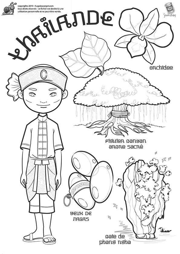 thailand coloring pages fun learn free worksheets for kid แผนทประเทศไทย thailand coloring pages