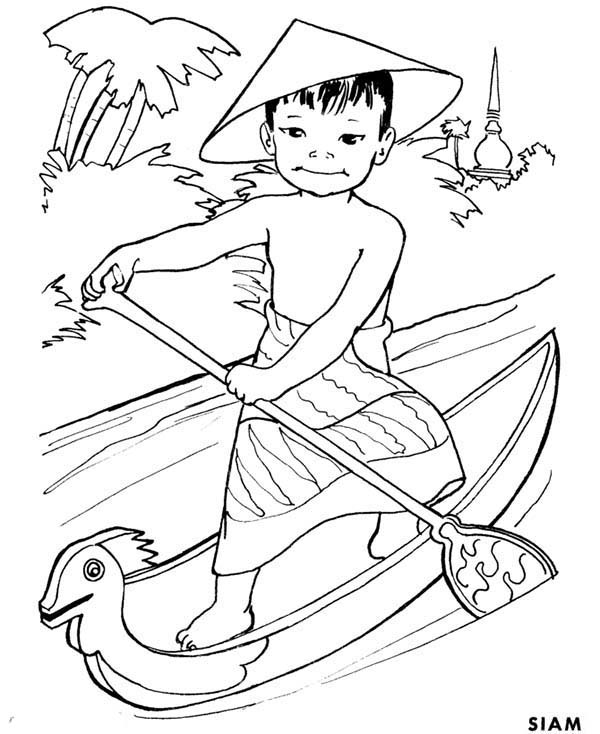 thailand coloring pages thai vector at getdrawings free download thailand coloring pages