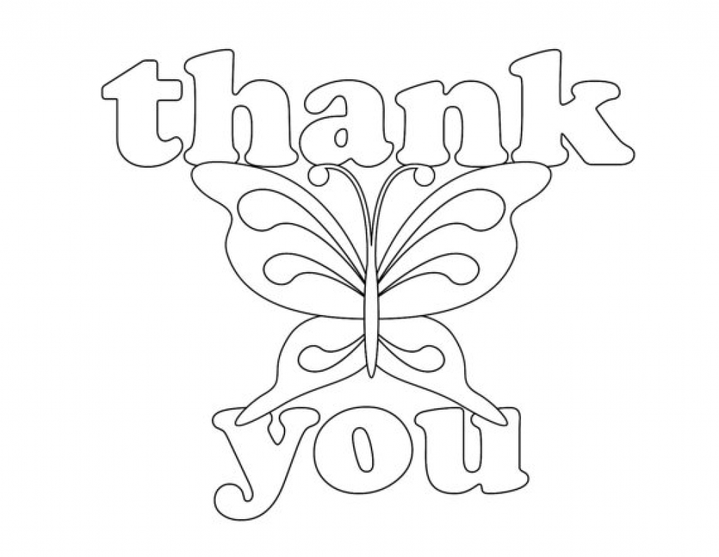 thank you coloring sheets thank you card coloring page at getdrawings free download you thank sheets coloring