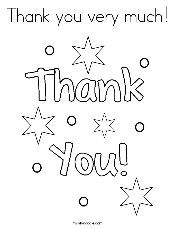 thank you coloring sheets thank you coloring pages for kids at getdrawings free sheets thank you coloring