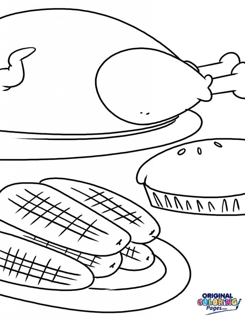 thanksgiving dinner coloring pages thanksgiving dinner coloring page coloring pages thanksgiving coloring pages dinner
