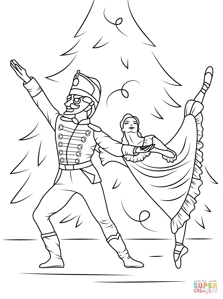 the nutcracker coloring pages printable nutcracker coloring pages for kids cool2bkids pages the nutcracker coloring
