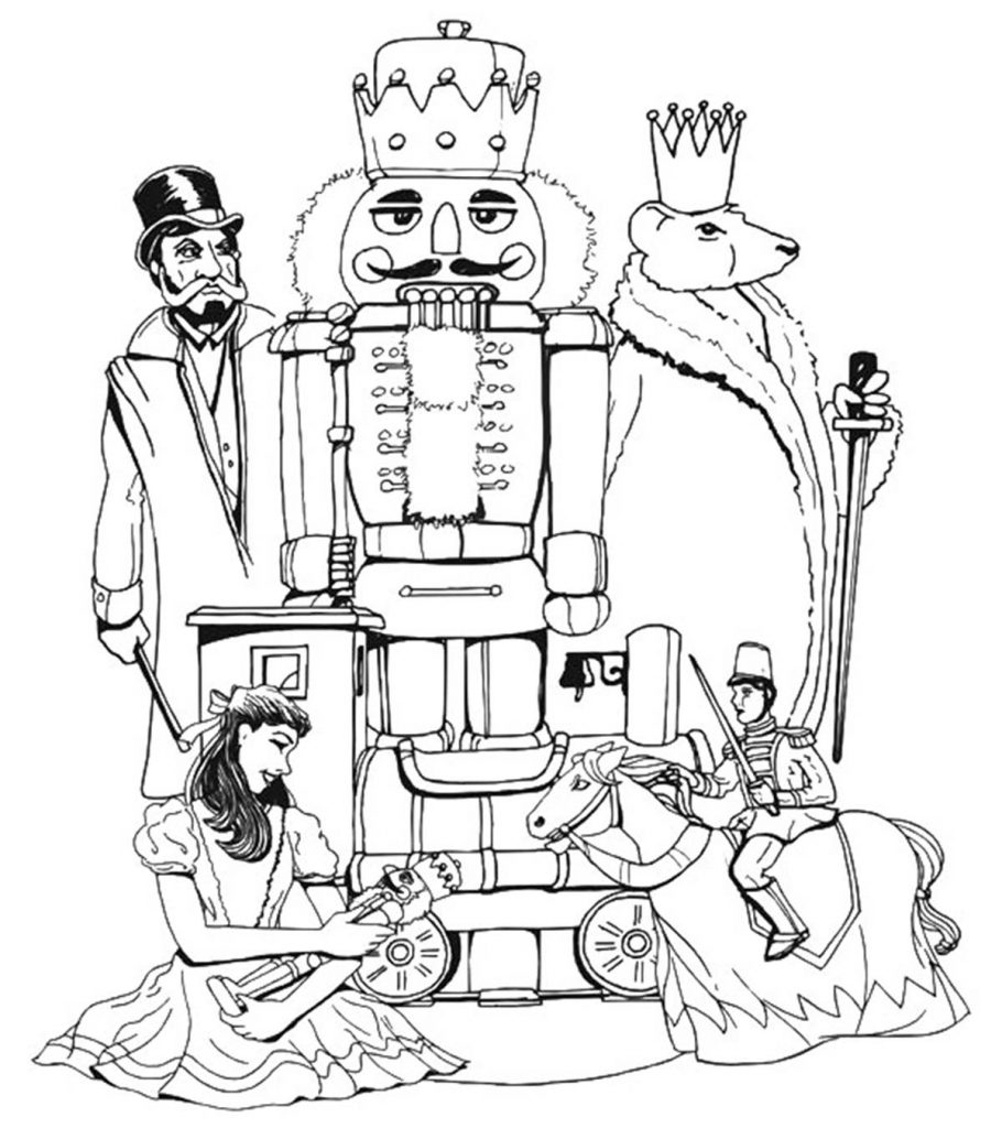 the nutcracker coloring pages top 20 free printable nutcracker coloring pages online pages nutcracker coloring the