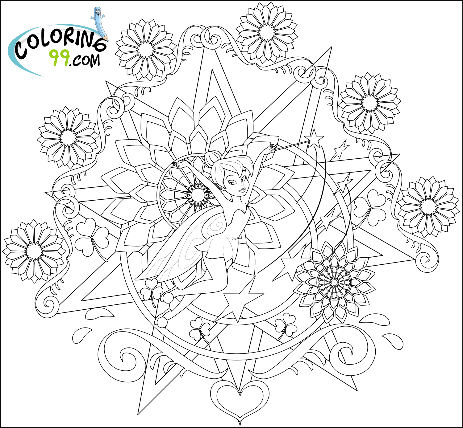 tinkerbell pictures to color pin on disney fairies tinkerbell coloring pages horse tinkerbell color to pictures