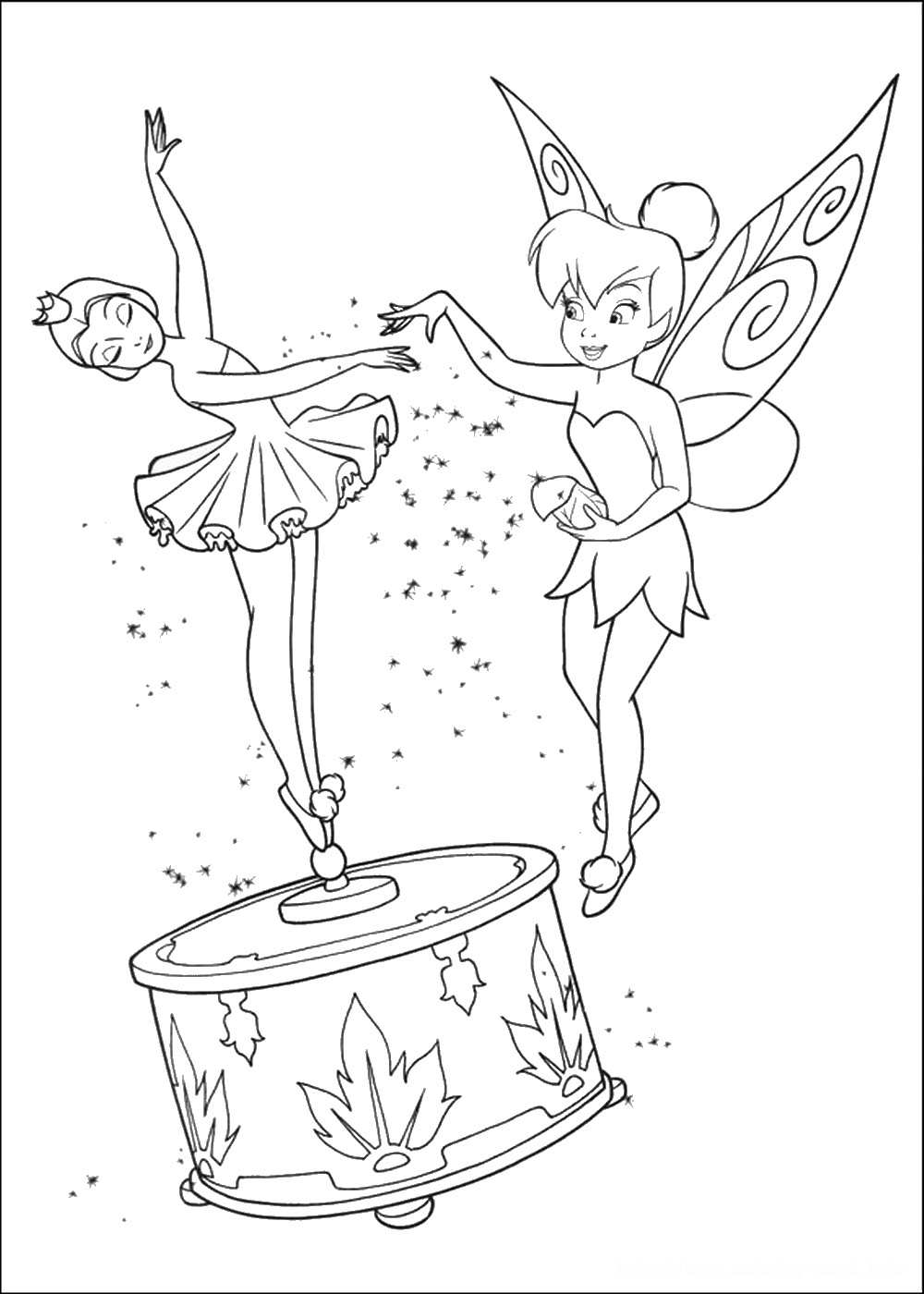 tinkerbell pictures to color tinker bell coloring pages to download and print for free tinkerbell pictures color to
