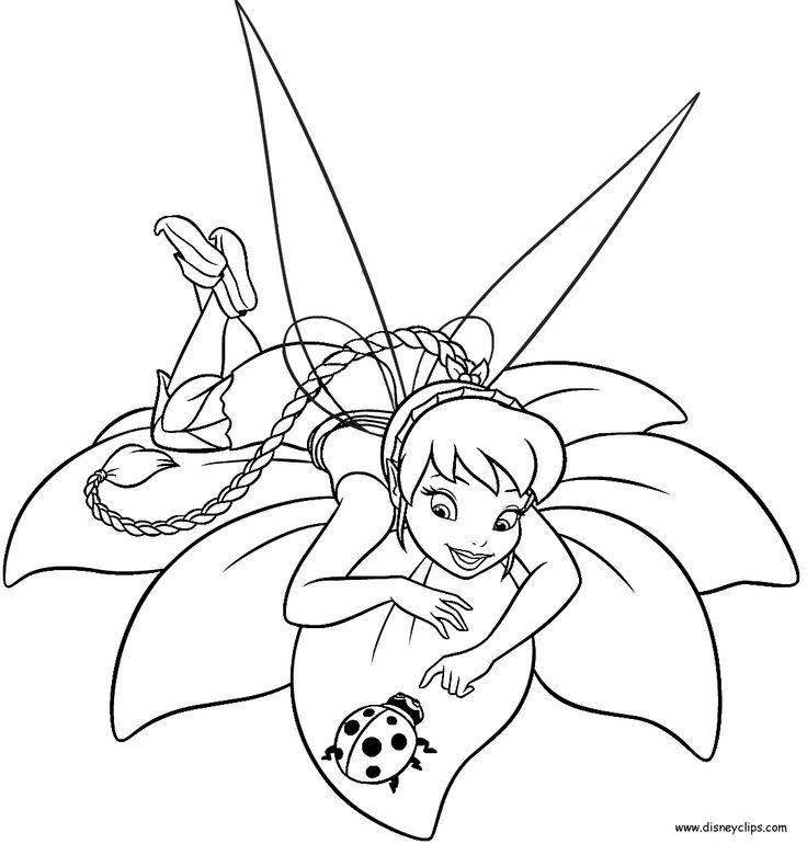 tinkerbell pictures to color tinkerbell coloring pages tinkerbell to pictures color 1 1