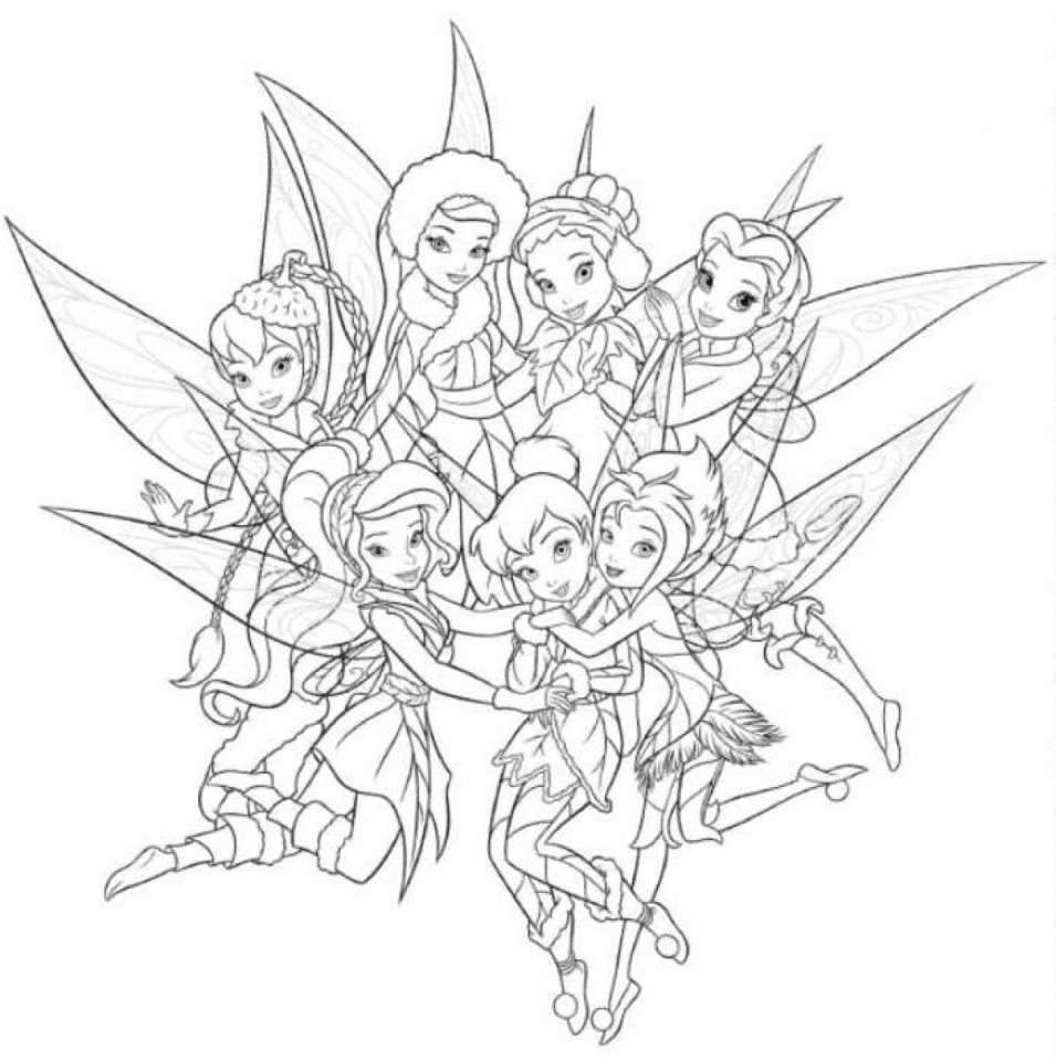 tinkerbell pictures to color tinkerbell coloring pages to color tinkerbell pictures