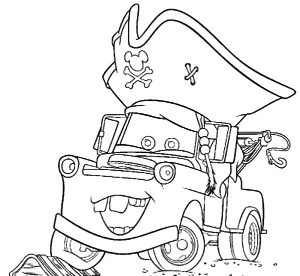 tow mater coloring pictures tow mater free coloring pages pictures mater coloring tow
