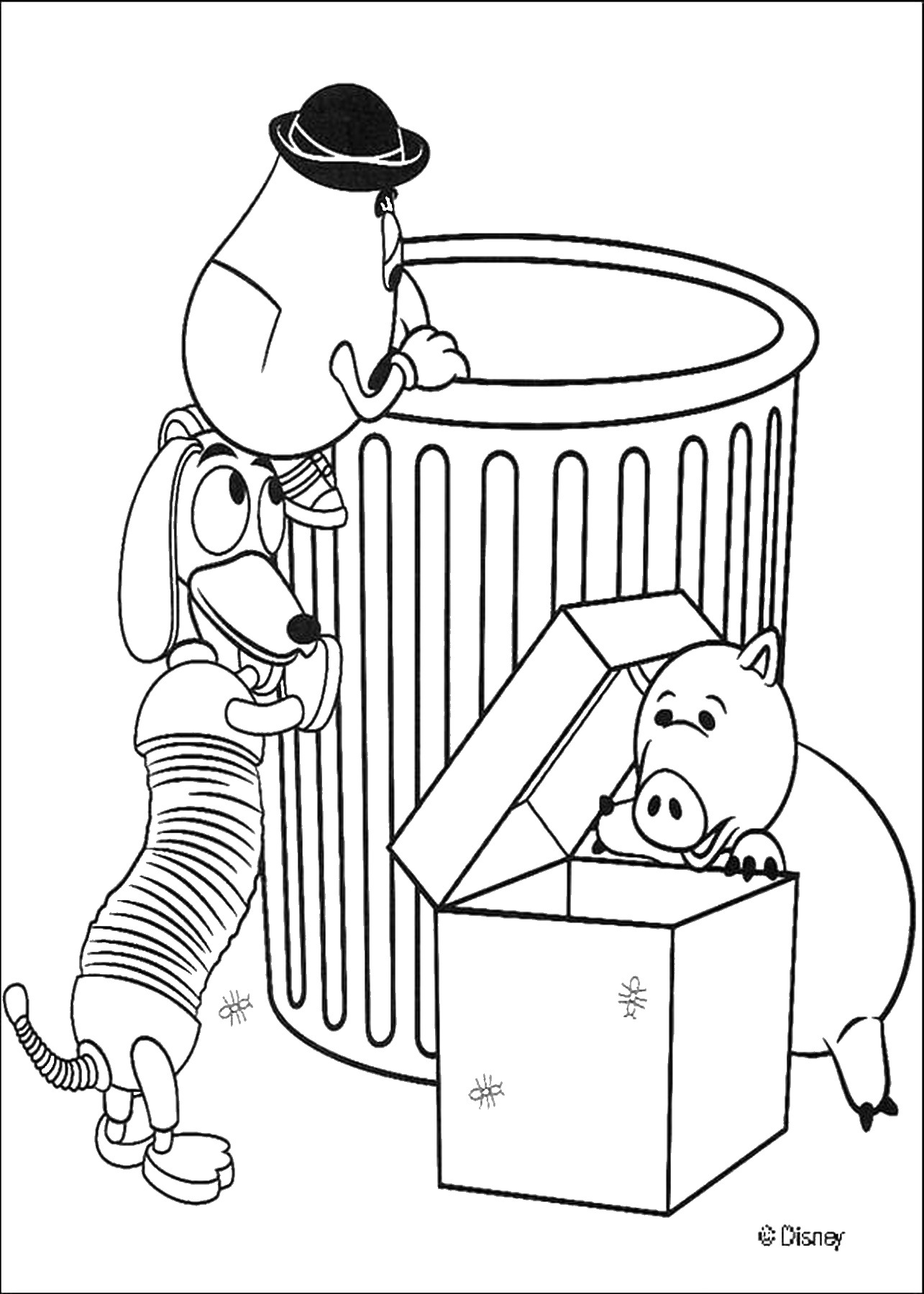 toy story coloring pages rex cool toy story 4 coloring pages toy story 4 kids pages story coloring toy