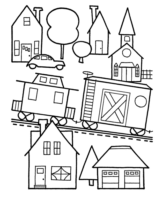 toy train coloring pages electric train set toy and on railroad coloring page train toy pages coloring