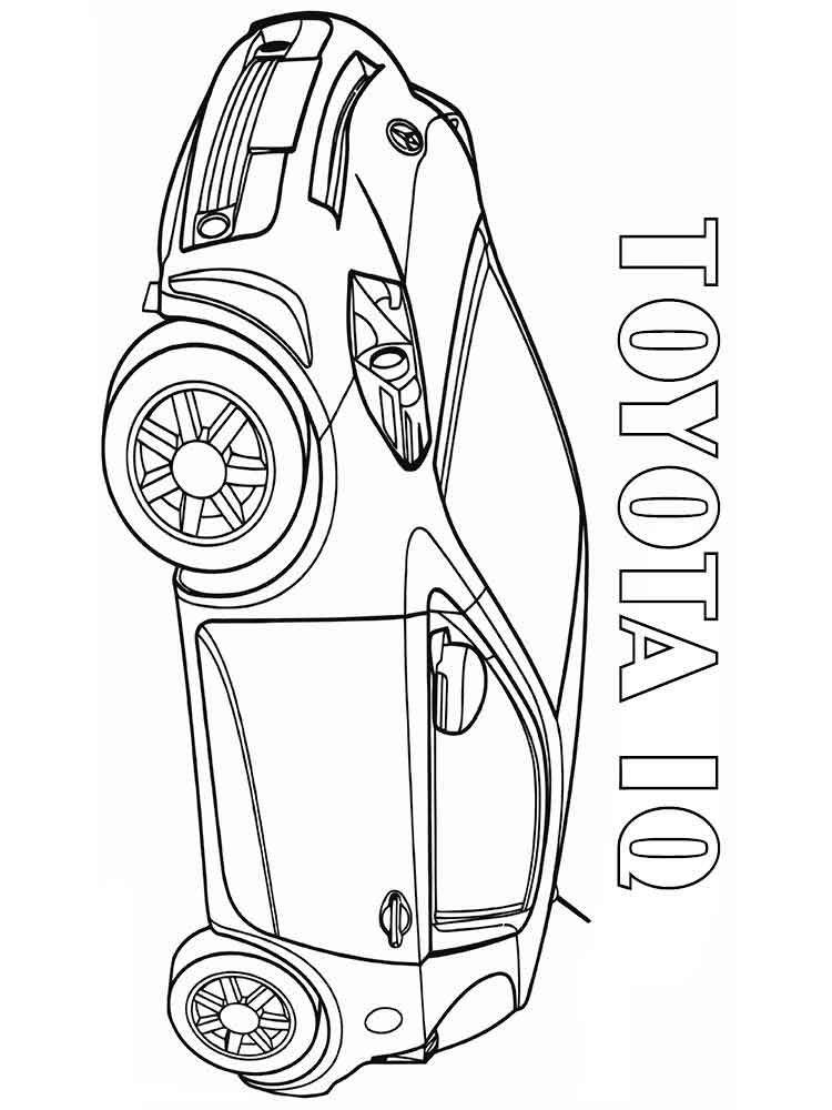 toyota car coloring pages toyota 2000gt coloring page car pages coloring toyota