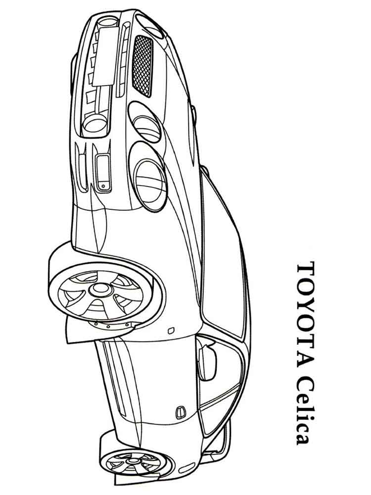 toyota car coloring pages toyota aygo 2019 front view coloring page free 2019 car pages toyota coloring