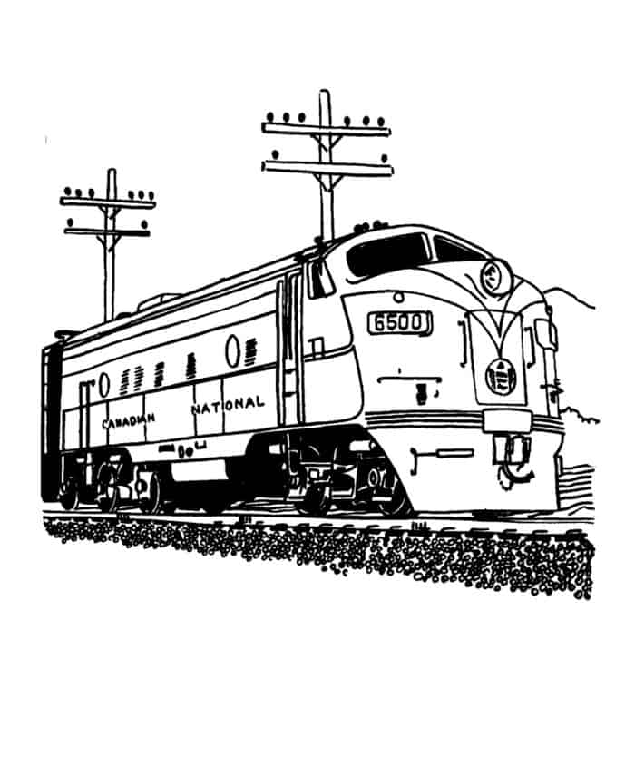 train coloring pages printable collection of train coloring pages coloringfile printable train coloring pages
