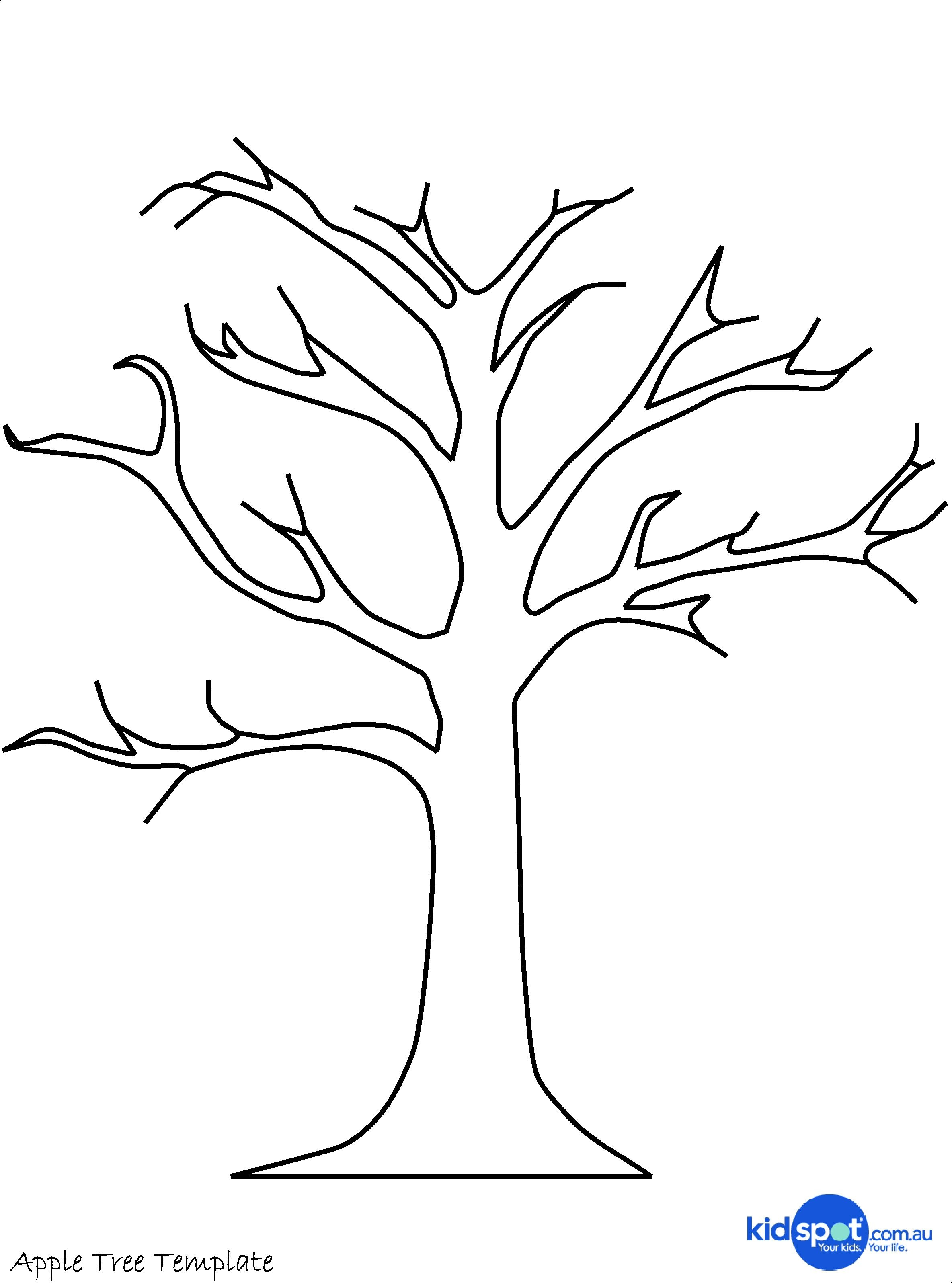 tree coloring bare tree coloring page coloring home coloring tree