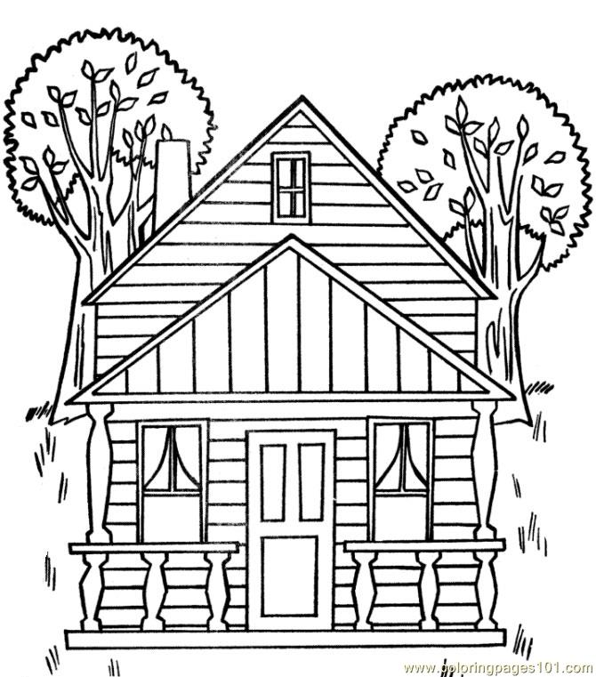 treehouse coloring pages coloring pages cartoon house coloring pages pages coloring treehouse