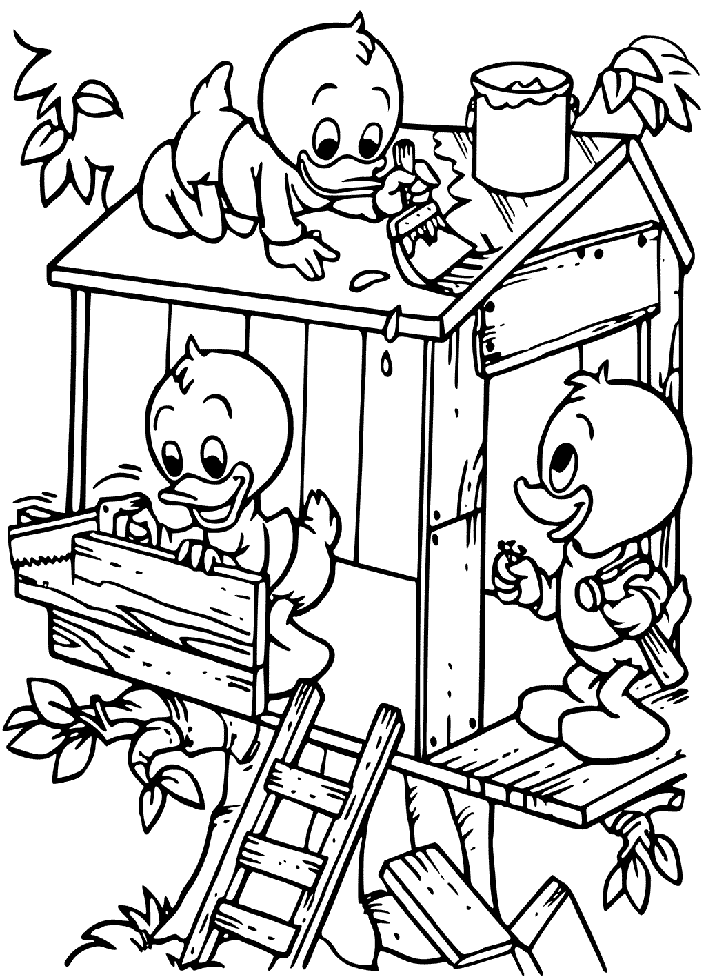 treehouse coloring pages coloring pages tree house architecture gt houses free treehouse pages coloring