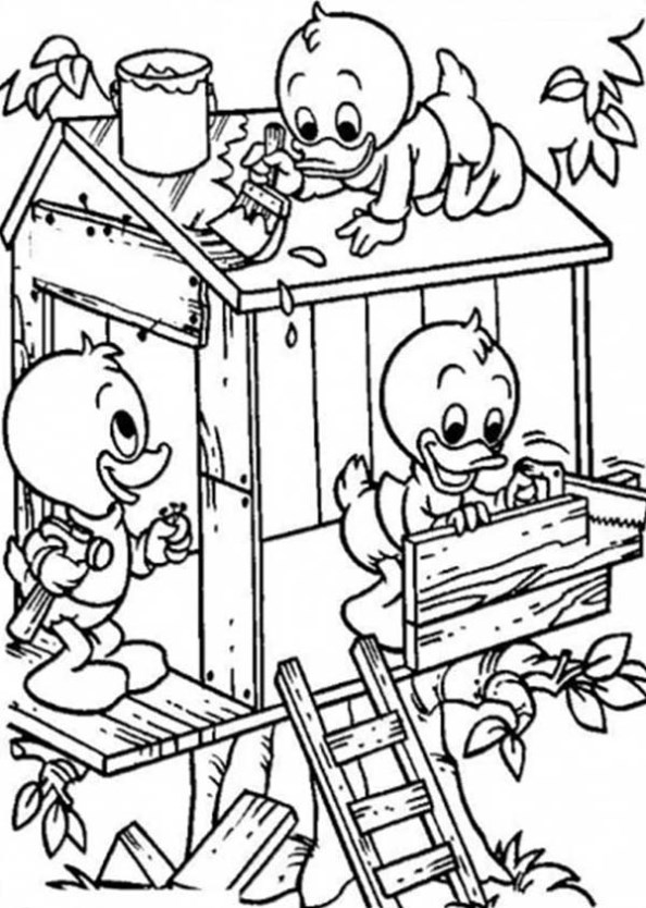treehouse coloring pages kids n funcom 11 coloring pages of treehouse treehouse coloring pages