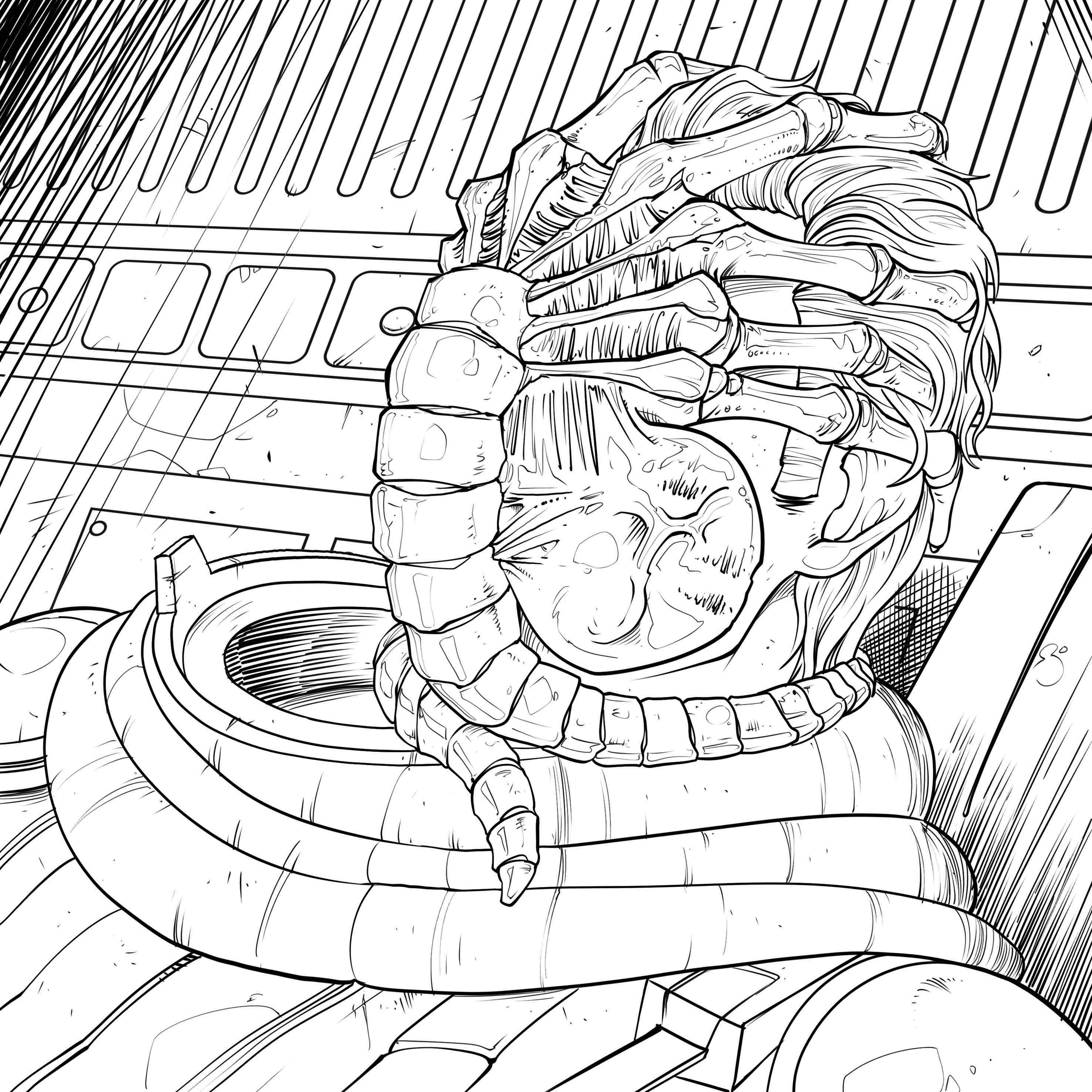 trippy alien coloring pages coloring pages coloring pages clip art on coloring alien trippy coloring pages