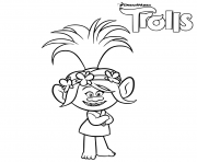 trolls smidge coloring page pin on aftsfor kids coloring page smidge trolls
