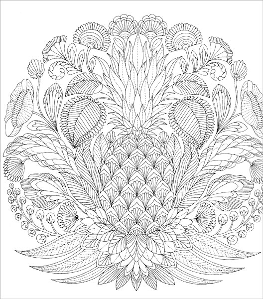 tropical coloring pages tropical beach coloring pages at getdrawings free download tropical coloring pages
