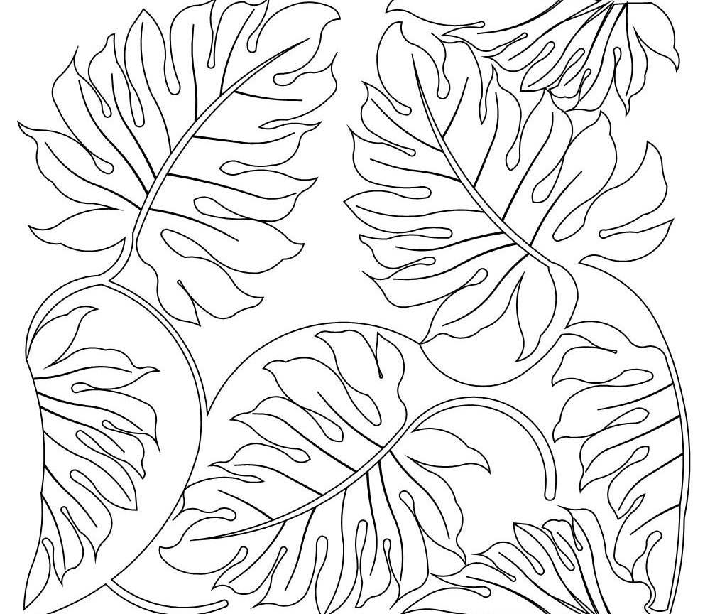 tropical pictures to color tropical coloring pages at getdrawings free download tropical pictures to color
