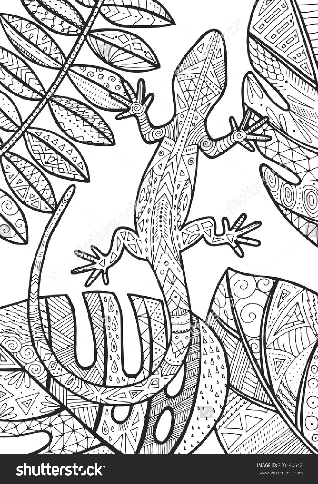 tropical pictures to color tropical plant coloring pages for adults vogue coloring book tropical pictures color to