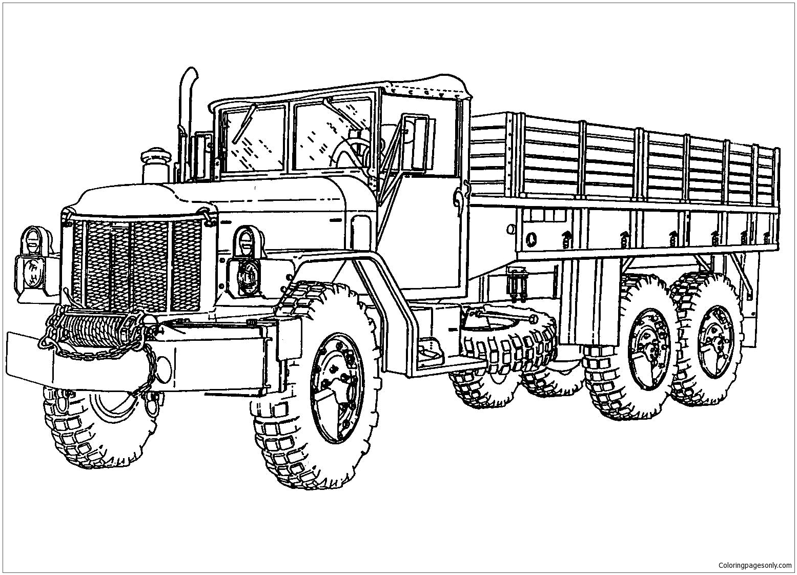 truck coloring pages to print good semi truck coloring page free coloring pages online to pages coloring print truck