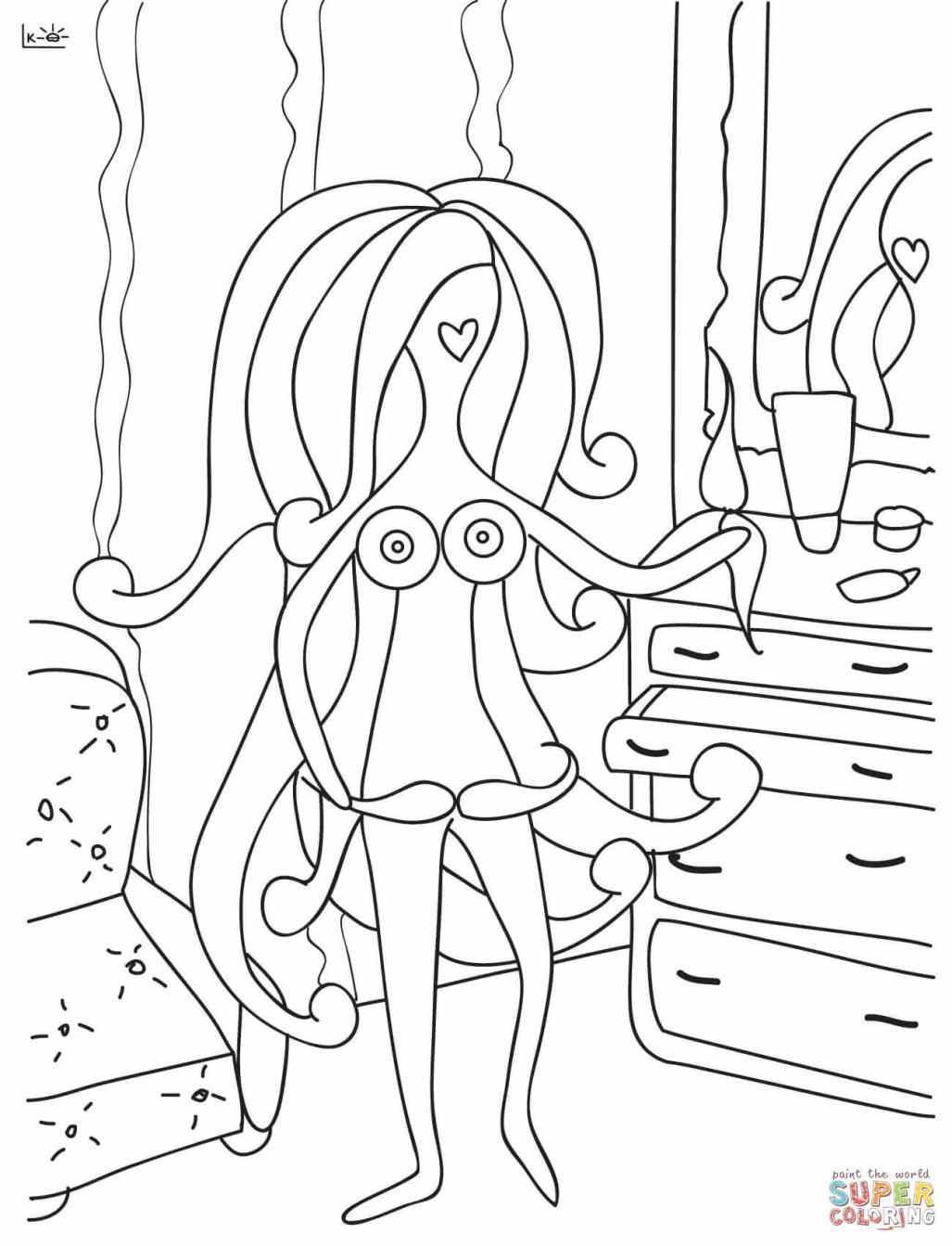 truffula tree coloring page truffula tree drawing at getdrawings free download page tree truffula coloring